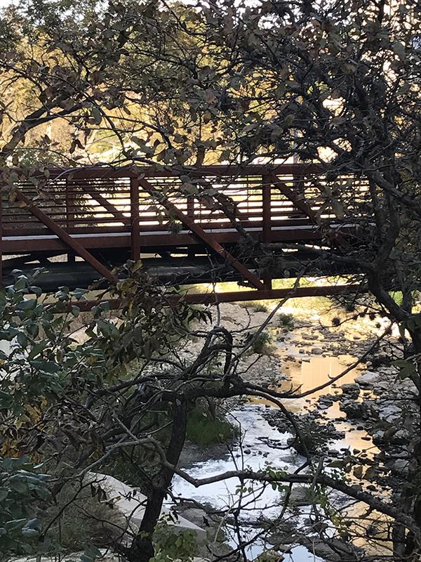Placemaking bridge