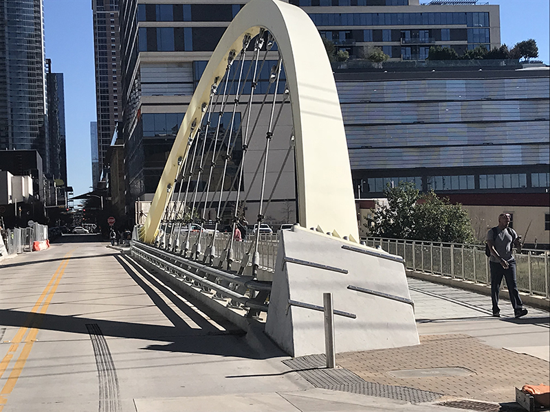 Iconic bridge