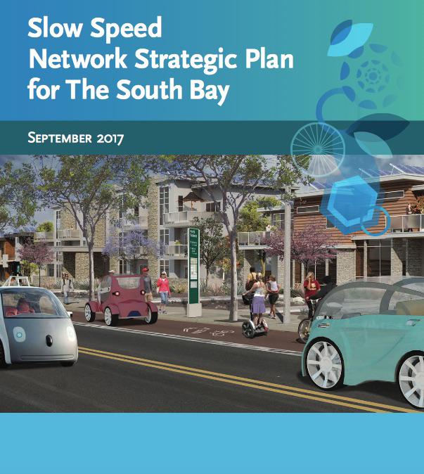 LA Metro Slow Speed Strategic Plan